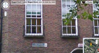 Innocent Google street view