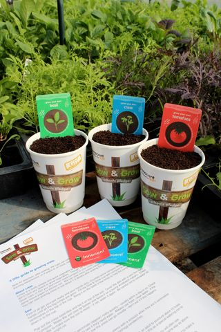 Sow & Grow packs